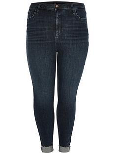 ri-plus-high-waist-turn-up-skinny-jean-dark-blue