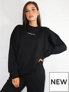 missguided-oversized-basic-sweat-black