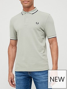 fred-perry-twin-tipped-fred-perry-polo-shirt-grey