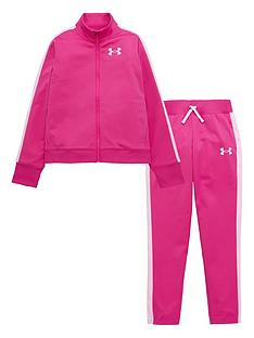 under-armour-girls-knit-tracksuit-pink
