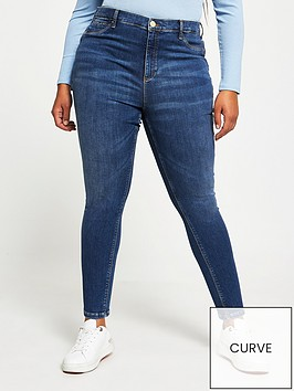 ri-plus-mid-rise-molly-bum-lift-jegging-mid-blue