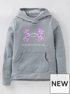 under-armour-girls-rival-fleece-logo-hoodie