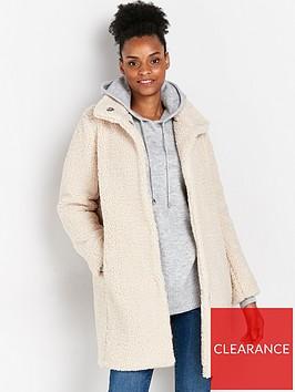 wallis-teddy-coat-cream