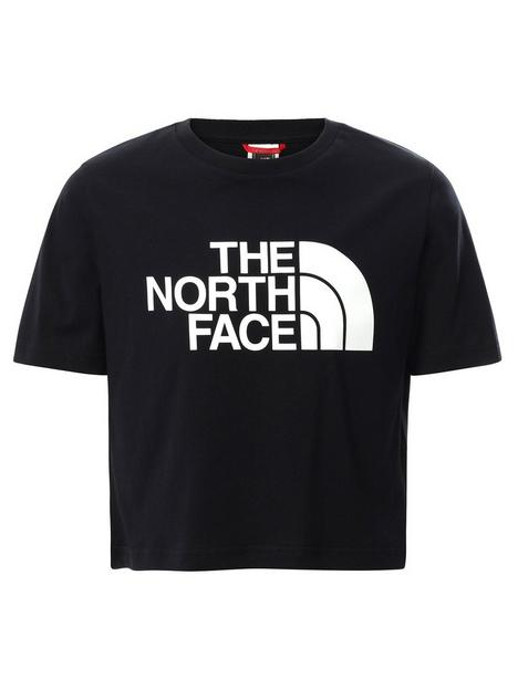 the-north-face-girls-short-sleeve-easy-crop-t-shirt-black