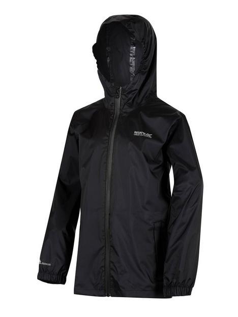 regatta-kids-pack-it-waterproof-jacket-iii-black