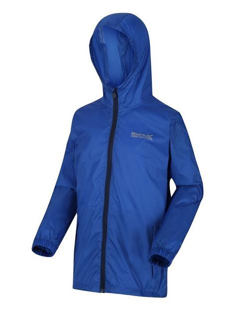 regatta-kids-pack-it-waterproof-jacket-iii-blue