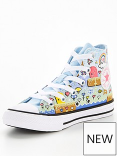 converse-chuck-taylor-all-star-gamer-hi-junior-trainers-bluewhite