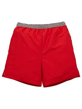trespass-marty-shorts-red