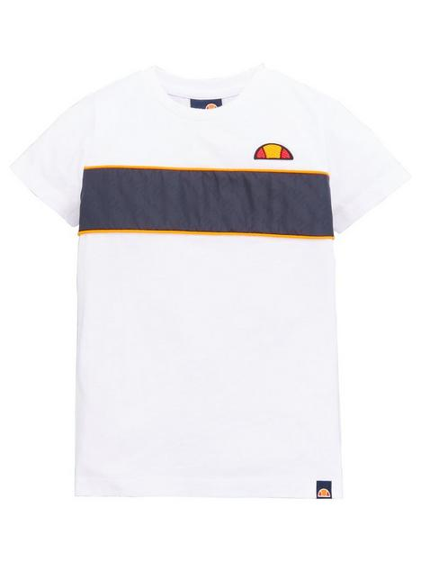 ellesse-younger-boys-zabaglione-tee-white