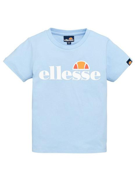 ellesse-younger-boys-core-malia-tee-light-blue