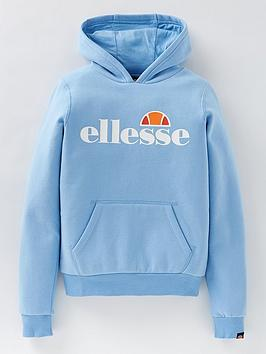 ellesse-junior-boys-core-jero-oh-hoody-light-blue