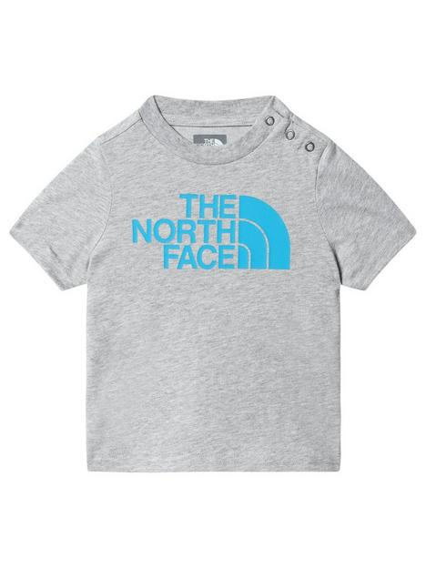the-north-face-unisex-infant-easynbspshort-sleeve-t-shirt-grey