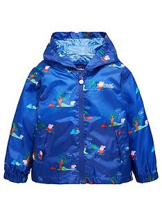 regatta-boys-peppa-pack-it-jacket-royal-blue