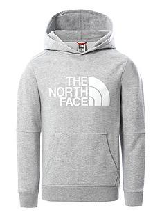 the-north-face-unisex-drew-peak-light-pullover-hoodie-grey