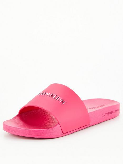 calvin-klein-jeans-logo-sliders-pink