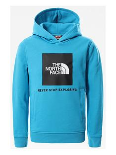 the-north-face-unisex-box-pullover-hoodie-blue