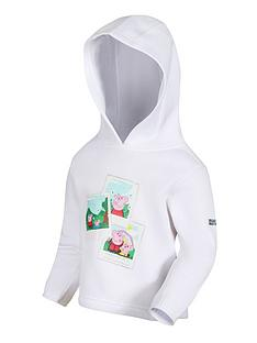 regatta-peppa-pignbsphoodie-white