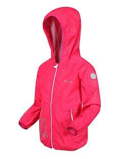 regatta-peppa-reflective-active-shell-pink