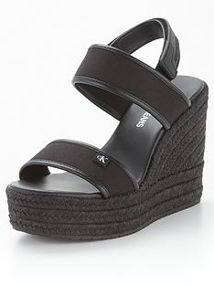 calvin-klein-jeans-jeans-ankle-strap-high-wedges-black