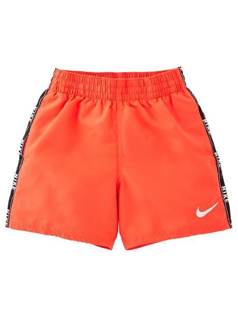 nike-boysnbsplogo-tape-4-inch-volley-swimnbspshort-orange