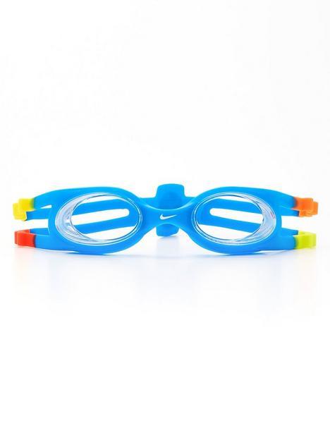 nike-unisex-nike-easy-fit-kids-3-6-swimming-goggles-blue