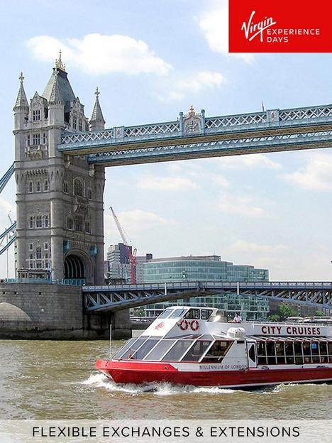 virgin-experience-days-champagne-afternoon-tea-and-thames-river-cruise-for-two