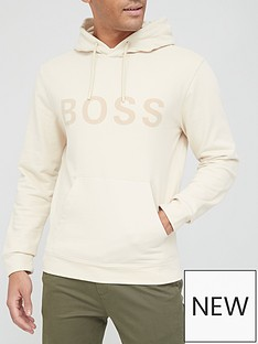 boss-zeefast-logo-overhead-hoodie-whitenbsp