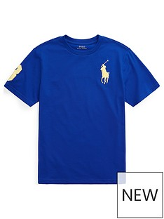 ralph-lauren-boys-pony-polo-3-t-shirt-blue