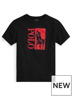ralph-lauren-boys-big-pony-polo-t-shirt-black