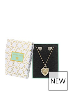 jon-richard-gold-plated-crystal-heart-filigree-mother-of-pearl-set