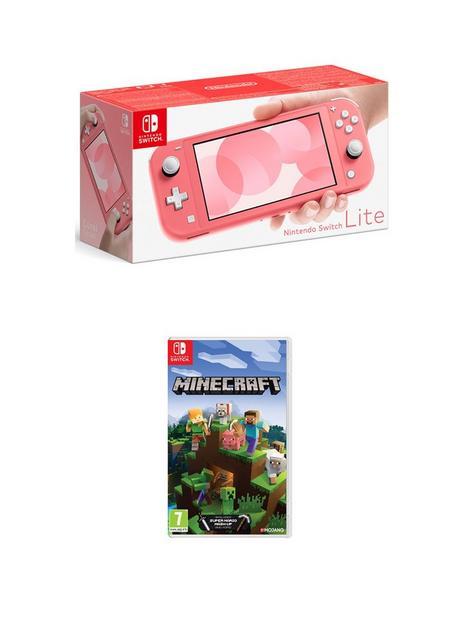 nintendo-switch-lite-console-with-minecraft