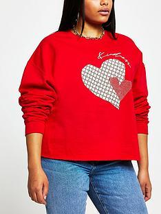 ri-plus-kindness-heart-jumper-red