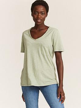 fatface-maggie-supersoft-cotton-blend-v-neck-t-shirt-sage