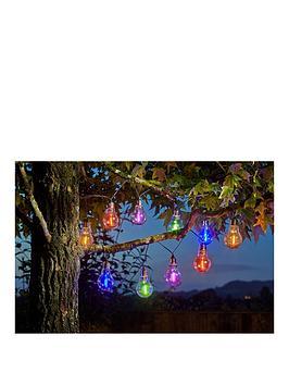 Smart Solar Eureka Neonesque String Light