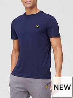 lyle-scott-fitness-martin-t-shirt-navy