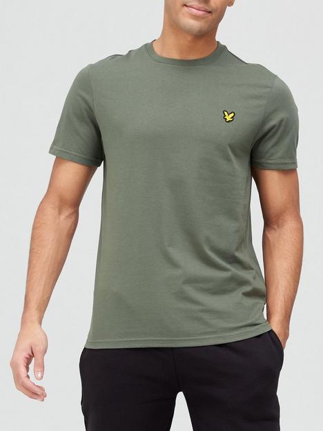 lyle-scott-fitness-martin-t-shirt-green