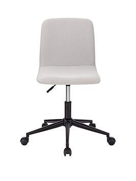 Lark Fabric Office Chair - Grey