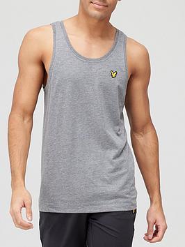 lyle-scott-fitness-dartmoor-vest-grey