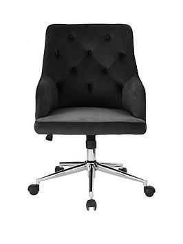 warwick-fabric-office-chair-black