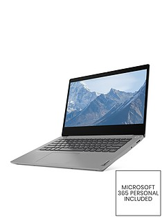 lenovo-ideapad-3-laptop-14-inch-full-hdnbspamd-ryzen-3nbsp4gb-ram-128gb-ssdnbspmicrosoft-office-365-personal-included-optional-norton-360-protectionnbsp1-year-grey