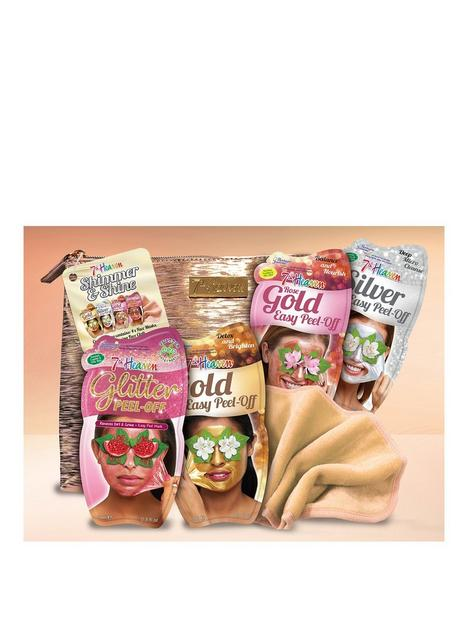 montagne-jeunesse-montagne-jeunesse-7th-heaven-shimmer-and-shine-face-mask-giftset