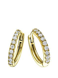 created-brilliance-julianbsp9ct-yellow-gold-032ct-lab-grown-diamond-hoop-earrings