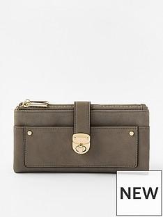 accessorize-freya-push-lock-wallet-grey