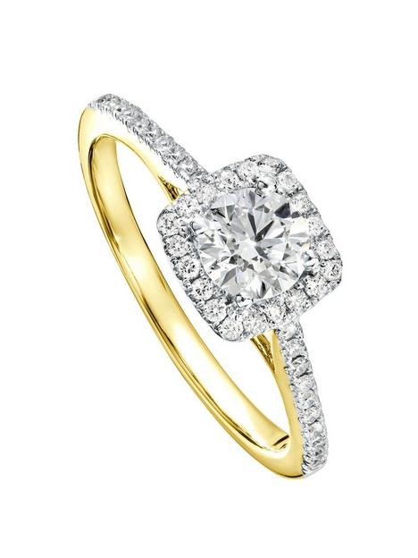 created-brilliance-cynthia-9ct-yellow-gold-070ct-lab-grown-diamond-halo-engagement-ring