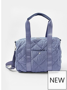 accessorize-becca-gym-bag-blue