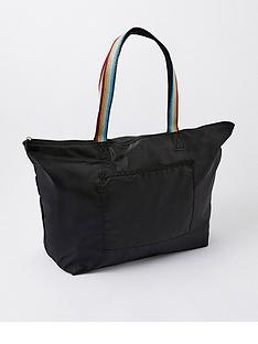 accessorize-recycled-packable-shopper