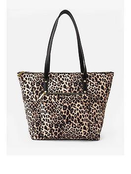 accessorize-tillynbsptote-bagnbsp--leopard