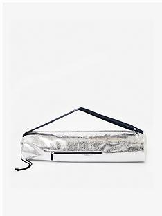 accessorize-yoga-mat-with-yoga-bagnbsp--silver