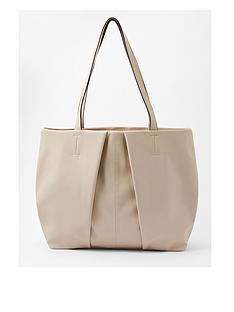 accessorize-savannah-pleated-slouch-shopper-cream