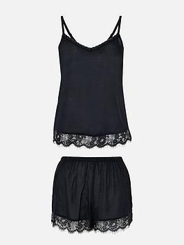 accessorize-balcony-lace-vest-set-black